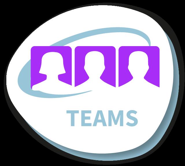 Teams-content