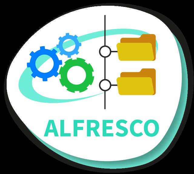 Alfresco-content